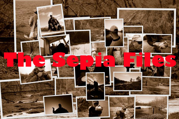 The Sepia Files Logo